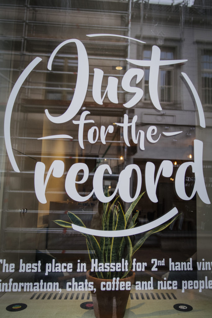 Hasselt Winkelstad - Just for the Record