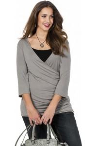 Damesshirts-Shirt-in-wikkel-look