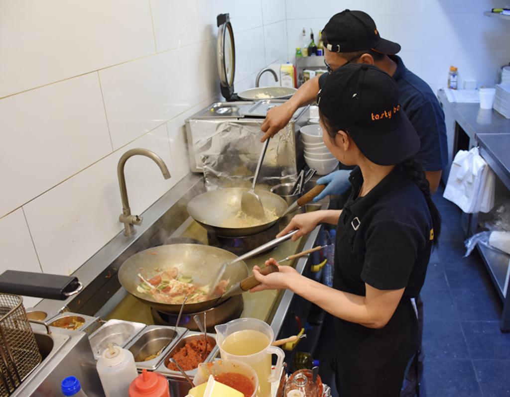 Hasselt Winkelstad - Aziatisch dineren - Tasty Bowl