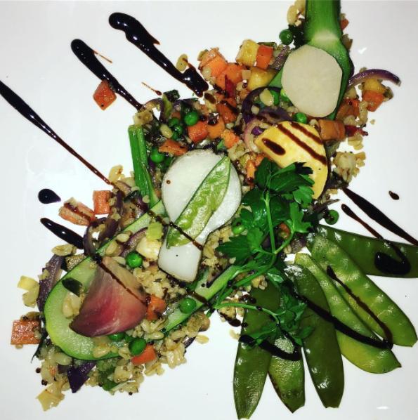 Hasselt Winkelstad - Vegetarisch tafelen - Preuverie