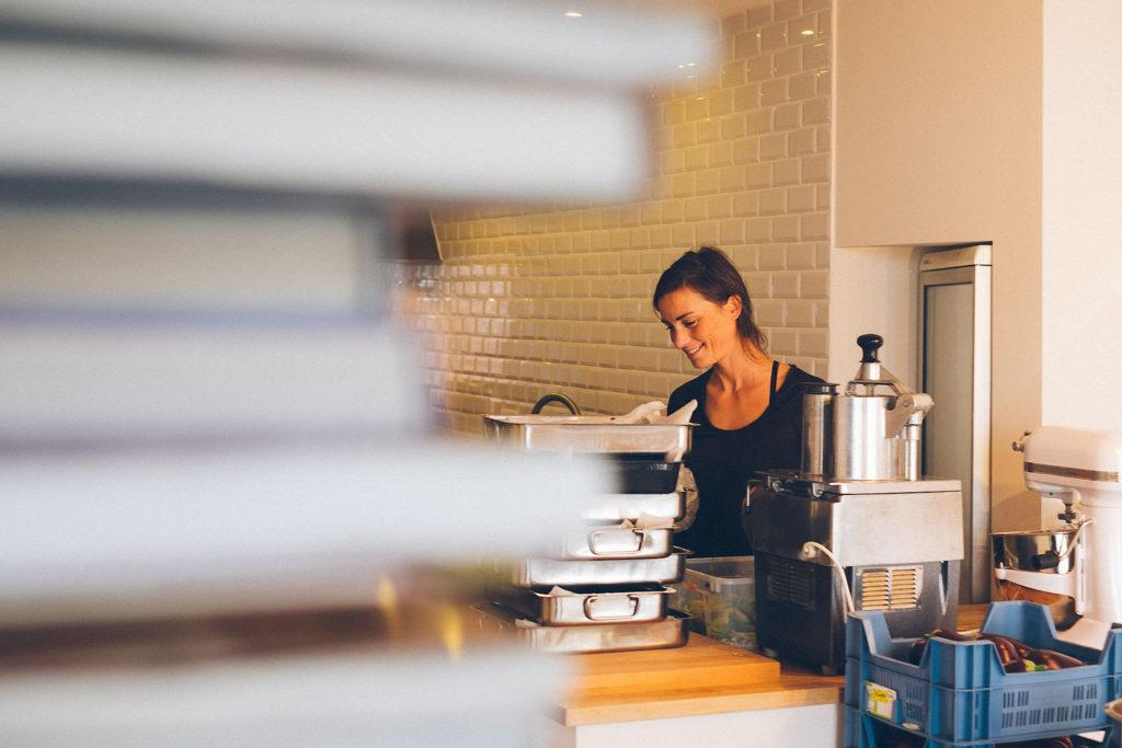 Hasselt Winkelstad - Vegetarisch tafelen - Zuppa Soupbar