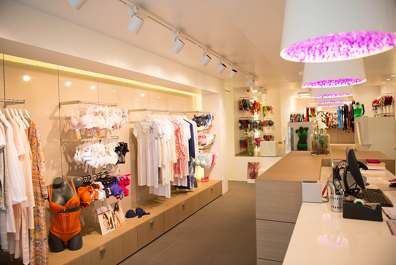 Silhouette lingerie hasselt winkelstad for Interieur hasselt