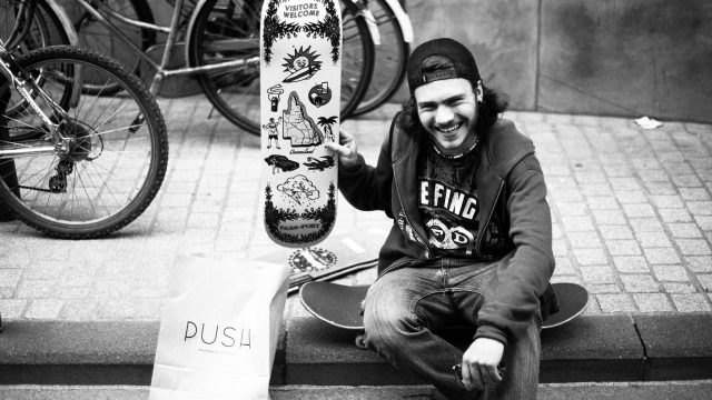 New kid in town: PUSH