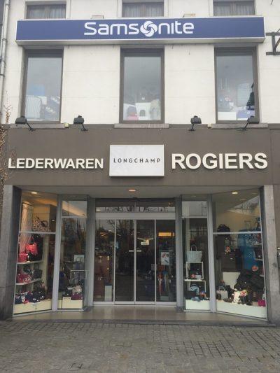 Hasselt Winkelstad - Lederwaren Rogiers