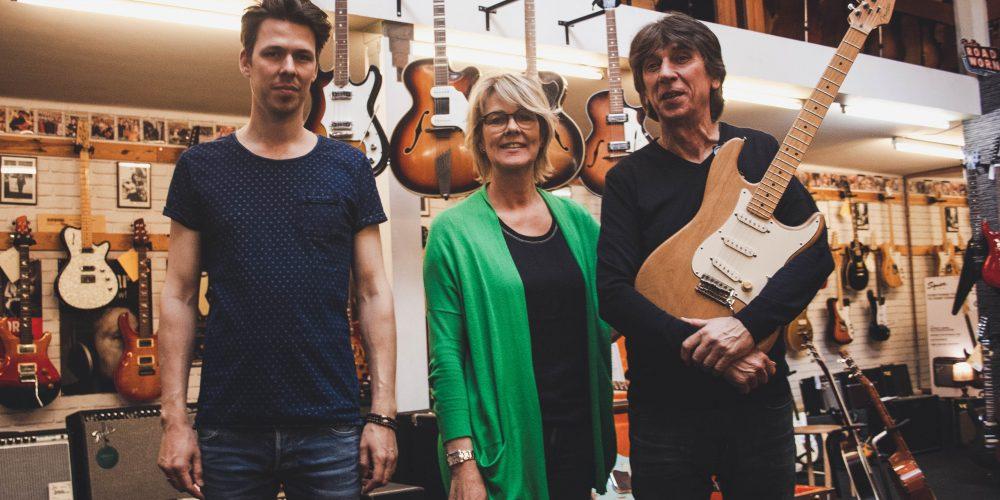 Naar de oorsprong van 'Live in Hasselt': JnR Music Center