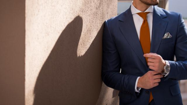 3 x piekfijn gekleed (voor mannen)