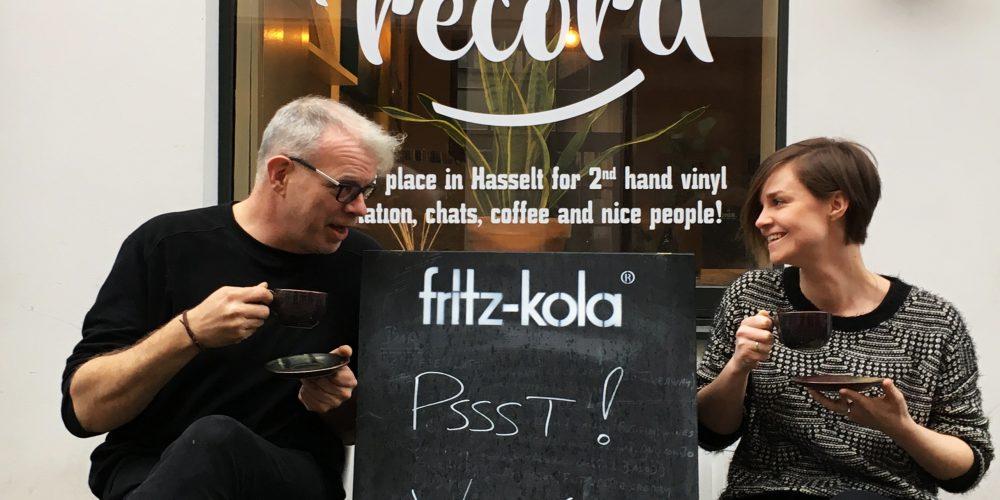 Just for the Record. Straffe koffie (en zalige platen).
