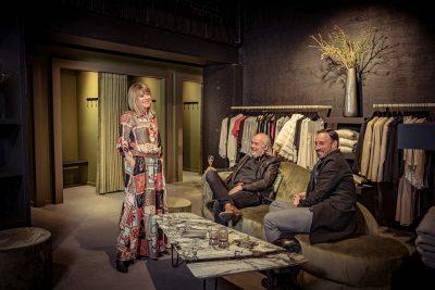 Sfeer bij Caviar Ladies Designer Boutique