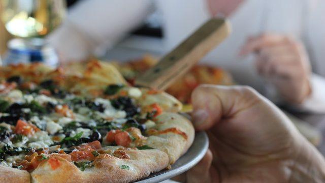 Buon'Eatalia: voor kraakverse pizza's