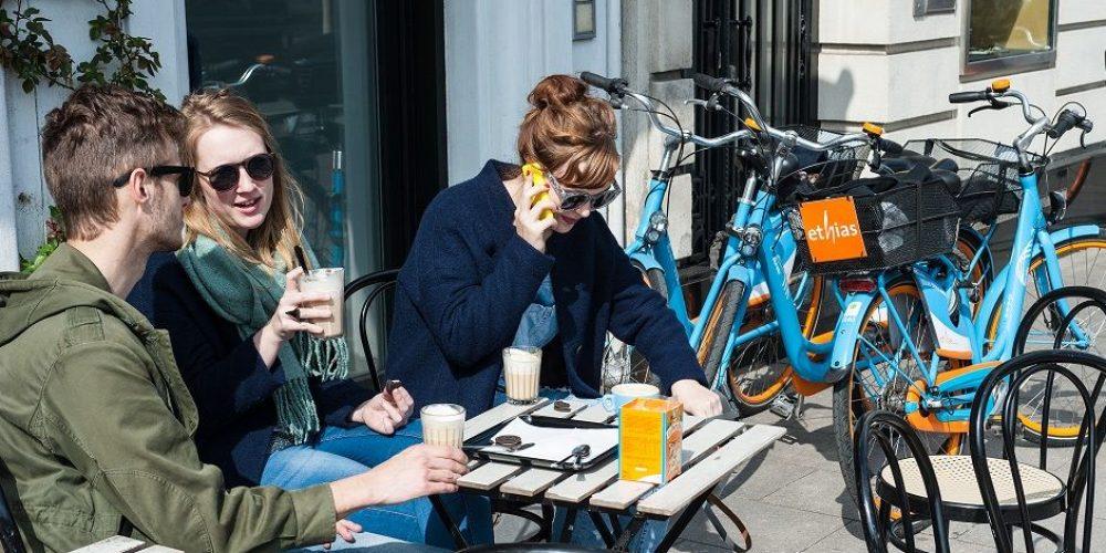 In de kijker: Blue-bike