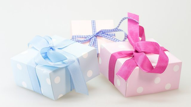 3x Cadeautje scoren