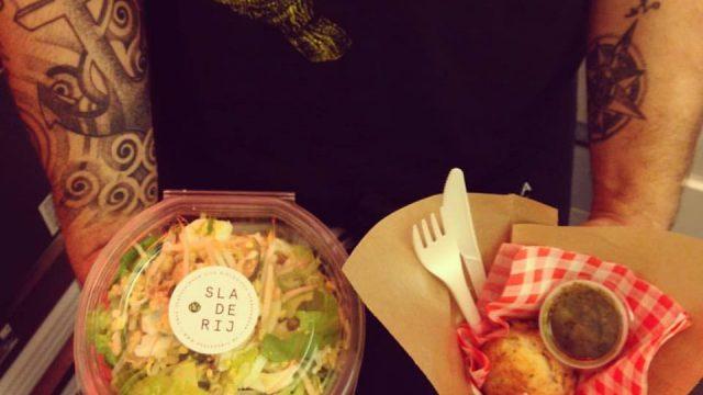 De Sladerij: voor krakend verse salades