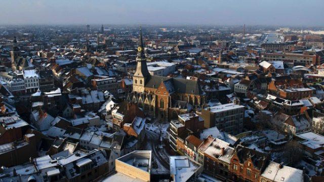 Hasselt verzekert zijn inwoners van een witte kerst