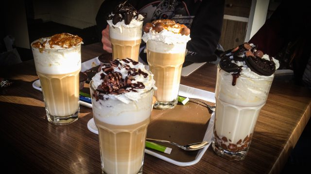 Koffiebars in Hasselt